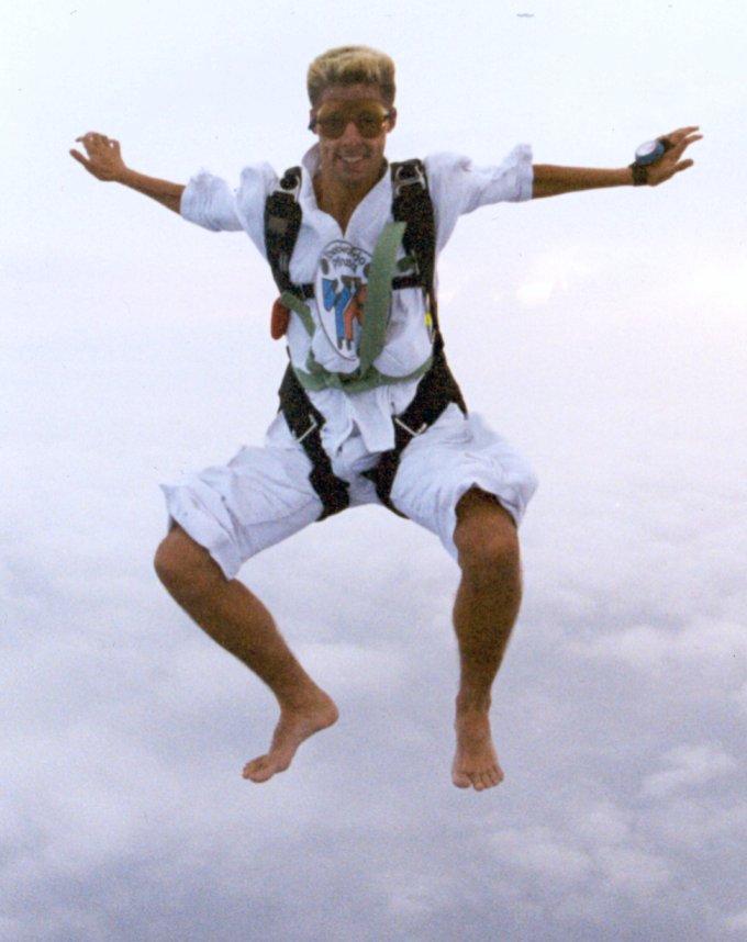 Taekwondo Pfinztal zu Land zu Wasser und… in der Luft!