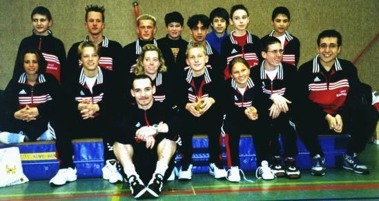Badische Meisterschaften 2000 in Konstanz