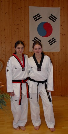 Unsere Dan-Absolventinnen im November 2005