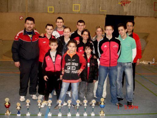 Pfinztaler Taekwondo Nachwuchs: Erste Wahl!