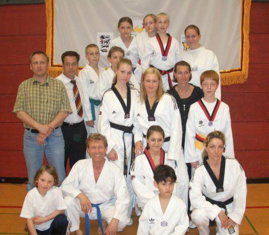 Badische Technikmeisterschaften im Taekwondo