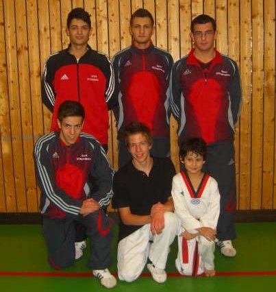 Taekwondo in Pfinztal, Aushängeschild in Baden-Württemberg