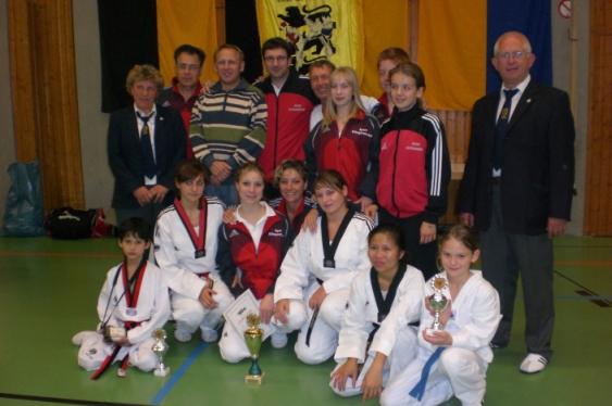 Baden-Württembergische Technik Meisterschaft in Birkenfeld