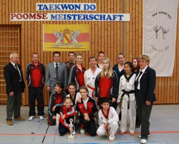Badische Poomse Meisterschaften 2008
