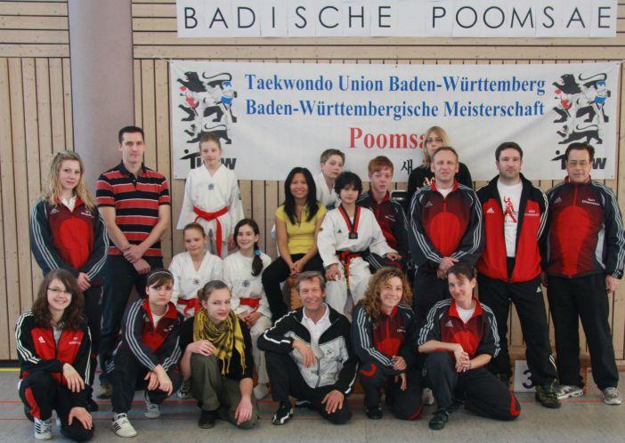 Badische Meisterschaft der Formenläufer 2009