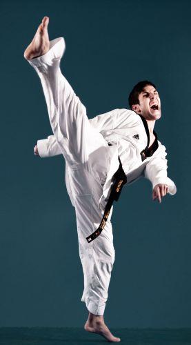 Julian Akich für den Taekwondo Team World Cup nominiert