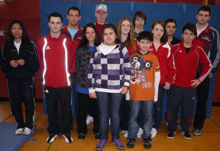 Badische Vollkontakt-Meisterschaft 2010