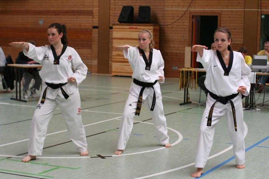 Baden-Württembergische Meisterschaften der Formenläufer 2011