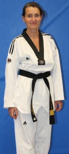 Erste Großmeisterin im Taekwondo-Pfinztal e.V.
