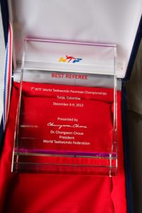 best referee 2012