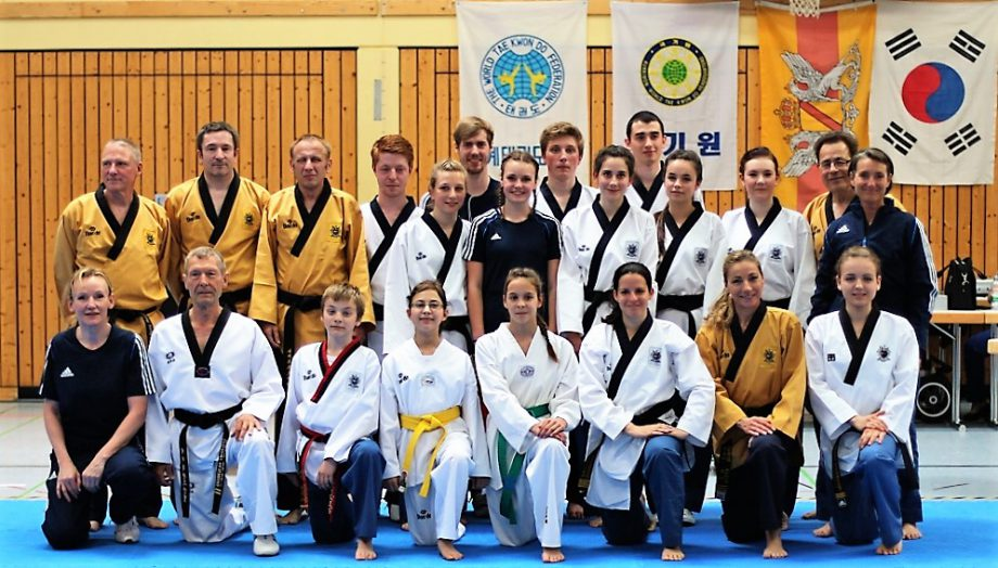 We are the Champions  –  TKD Pfinztal räumt ab