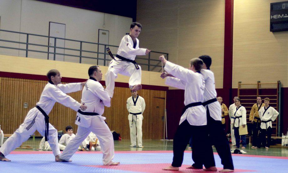Der Taekwondo Pfinztal feiert sein 30-jähriges Bestehen